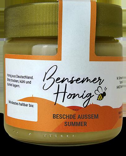 Honig vom Sommer